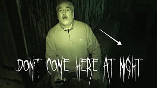 This Haunted Mine is CURSED! (Very Scary) Real Paranormal Activity