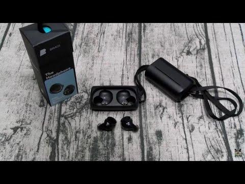 The Bragi Headphone – True Wireless Headphones