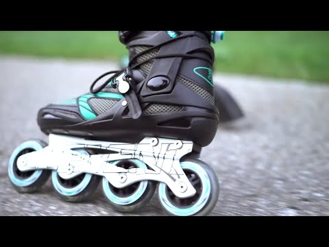 Video: 5th Element Stella Plus Womens Inline Skates - by Inlineskates.com