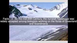 Nunatak hypothesis Top  #5 Facts