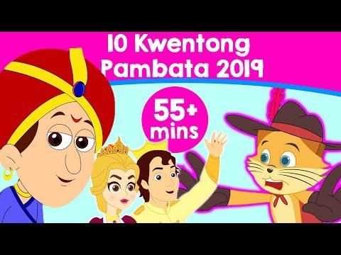 10 Kwentong Pambata 2019 - Mga kwentong pambata ta | Youtube