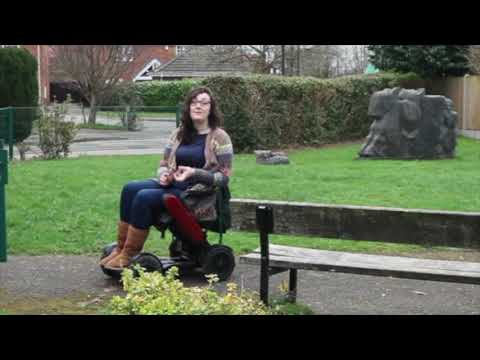 TGA WHILL Model C: how to plan a day out with your powerchair YouTube video thumbnail