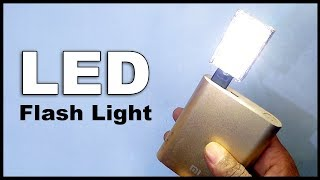 how-to-make-super-bright-led-flashlight