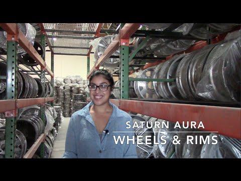 Factory Original Saturn Aura Wheels & Saturn Aura Rims – OriginalWheels.com