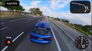 Audi RS3 - FPV Drive [4K]