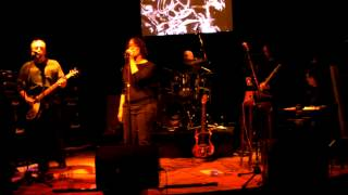 Boudoir - Melon Yellow (Slowdive cover) Live in Amsterdam - April, 2013