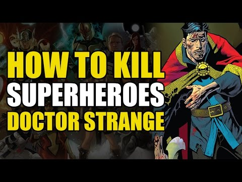 How To Un-Alive Doctor Strange (How To Un-Alive Superheroes)
