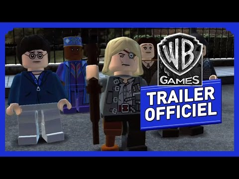 Vidéo LEGO Jeux vidéo MACLHP57 : Lego Harry Potter : Années 5 à 7 MAC