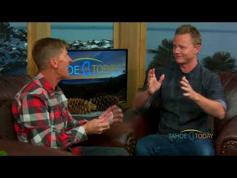Tahoe Today Show:  The Loft's Magic Fusion Show Interview with Joel Ward - 10/25/18