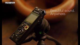 Introducing the new Olympus LS-P4 audio recorder