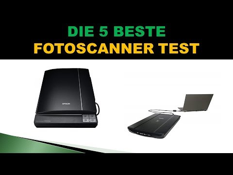 Beste Fotoscanner Test 2018