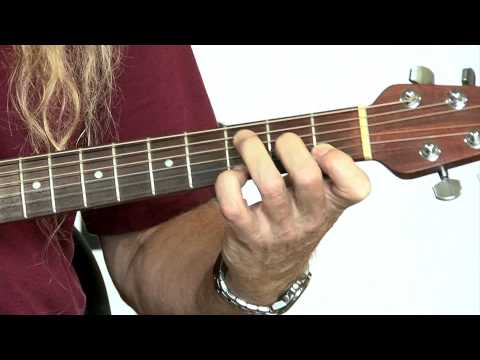 Learn How To Play F 2 Chord Guitar Lesson