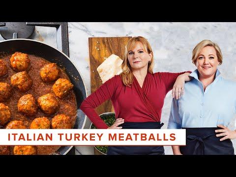 How to Make Perfect Italian-Style Turkey Meatballs