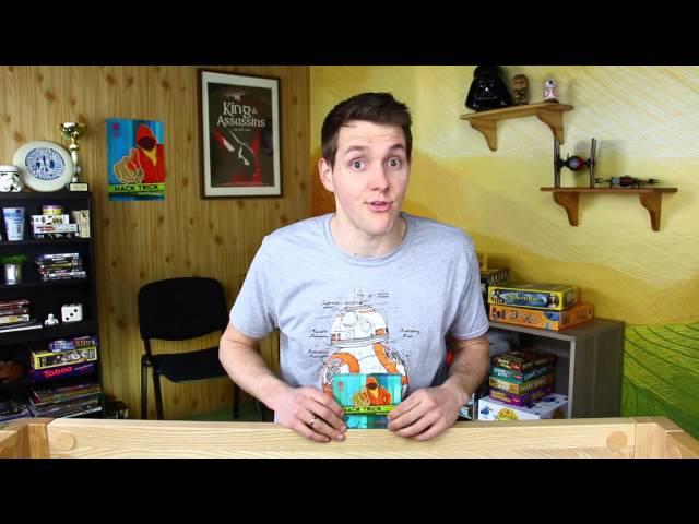 Gry planszowe uWookiego - YouTube - embed Fw7M7lTONiY