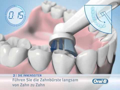 Braun Oral-B Aufsteckbürsten Tiefen Reinigung