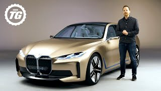 FIRST LOOK | BMW i4: 523bhp and a 373-mile range – is this the car to take on Tesla?
