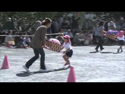 平成25年9月28日若穂幼稚園運動会
