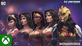 Xbox DC Universe Online - Wonderverse Official Trailer anuncio