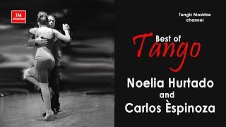 """""""No hay tierra como la mia"""". Noelia Hurtado and Carlos Espinoza. Ноэлия Уртадо и Карлос Эспиноза."""
