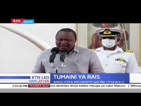 Rais Uhuru atoa wito kwa wanasiasa kuzika tofauti zao na kushirikiana katika maendeleo nchini