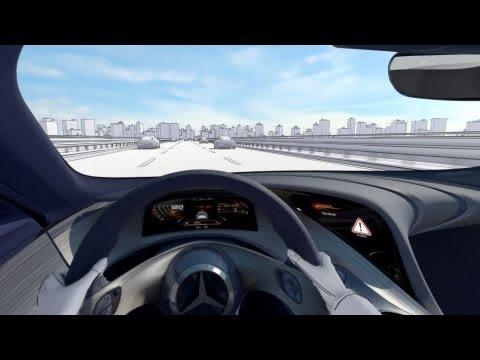 the new Car-to-x technology – Mercedes-Benz original
