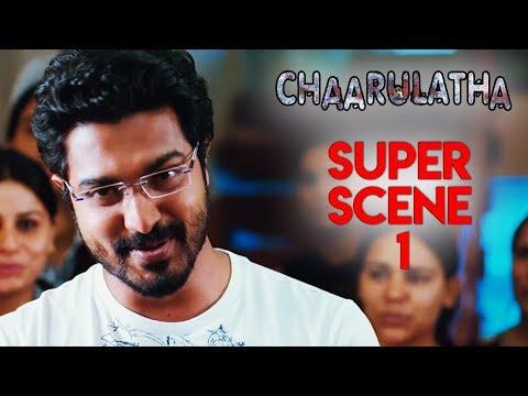Charulatha -  Super Scene 1| Hindi Dubbed | Priyamani | Saranya Ponvannan