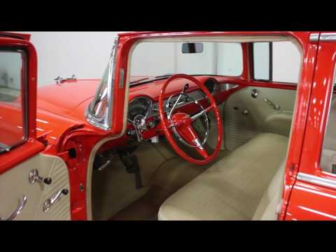 Video of '55 Bel Air Wagon - K7WR