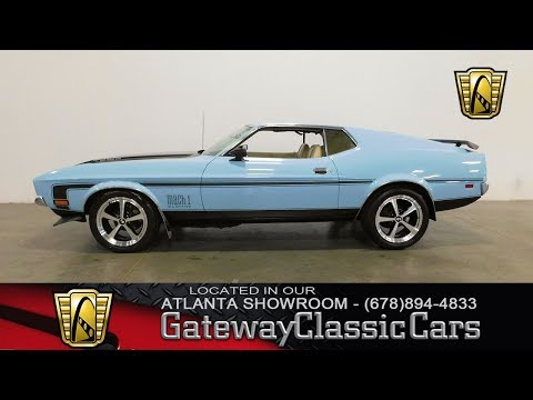 Video of '71 Ford Mustang - LTQ6