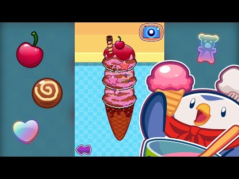 Video of My Ice Cream Maker - Food Game
