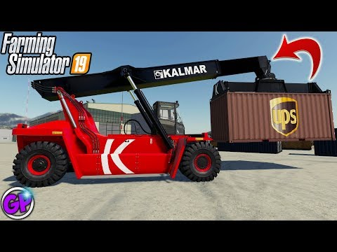 PLAYING THE CLAW GAME WITH TRACTORS!!!   New Mods For Farming