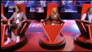 The Voice Of Holland Blind Audition Ricardo Kolleman - Here Without You
