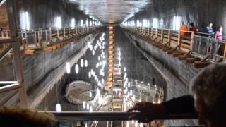 Salina Turda (Salt Mines) Of Turda, Romania