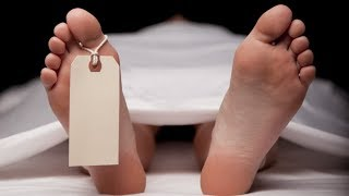 This Is What Happens To Your Body When You Die