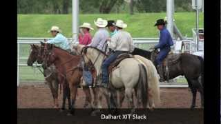 Dalhart XIT rodeo and reunion 2012
