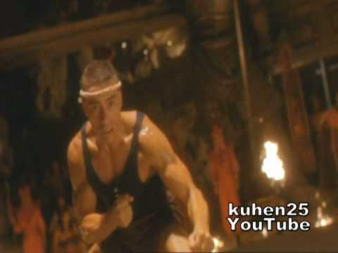 Van Damme - The Quest final fight