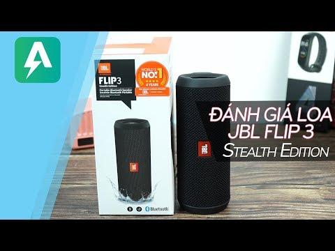 JBL Flip 3 Stealth Edition| Phiên bản nâng cấp mới nhất 2019