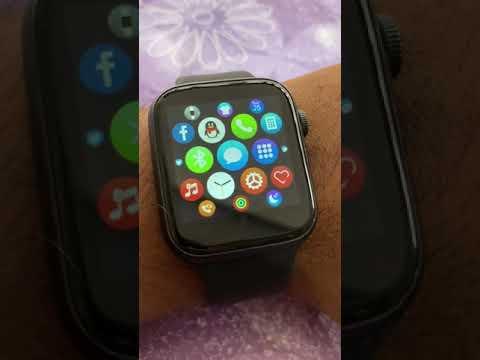 Apple Watch Series 5.⚡️v/s..boAt Strom Smart Watch