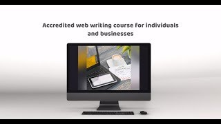 Web writing video