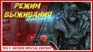 ЛУЧШИЙ ЗНАК ДЛЯ СТАРТА — Выживание в Skyrim Special Edition | #1