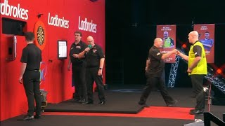 King v van Gerwen FINAL 2020 Players Championship Finals