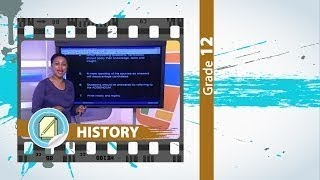 History Focus on Paper 1 (Live)