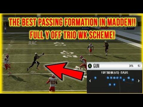 Madden 19 Best Defense Play