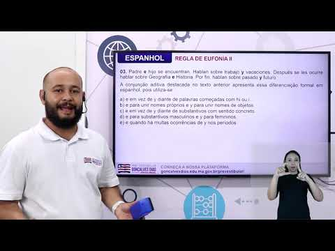 Aula 06 | Eufonía - Parte 03 de 03 - Exercícios Resolvidos - Espanhol