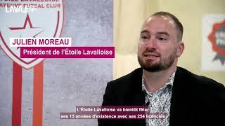 A la découverte de l'Etoile Lavalloise