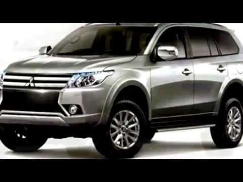 2015 All New Mitsubishi Pajero Sport
