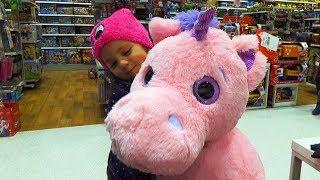 Розыгрыш для РОДНЫХ Мой ОБЫЧНЫЙ ДЕНЬ Покупки для Насти и Саши VLOG Kids Shopping Video for children