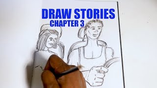 Legal Hitchhiking! - Draw Stories! Chapter 3