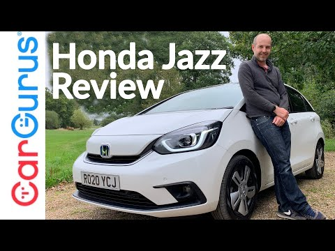 Honda Jazz Hybrid 2020 Review: The perfect practical car | CarGurus UK