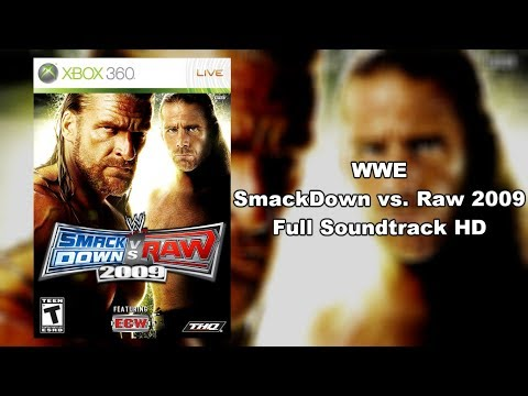 Download WWE SmackDown vs. Raw 2009 - Full Soundtrack HD HD Mp4 3GP Video and MP3