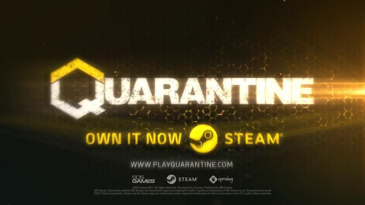 QUARANTINE - Trailer di lancio